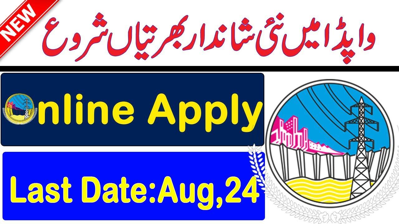 PTESU Lahore Wapda New Latest Jobs 2021